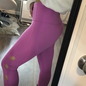 Pink Lucy leggings